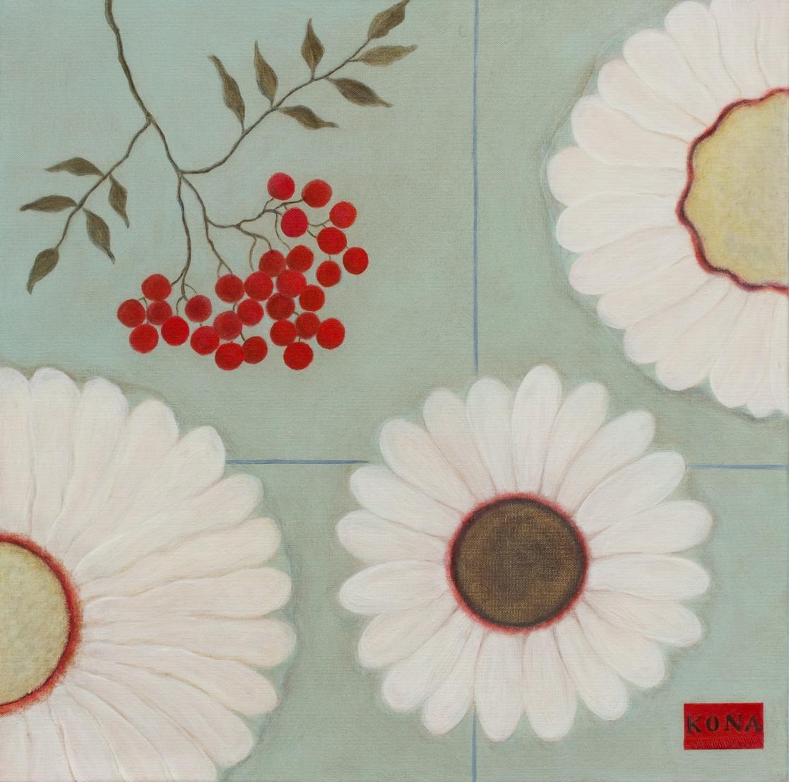 Kona    24 x 24   (Artist's Collection)