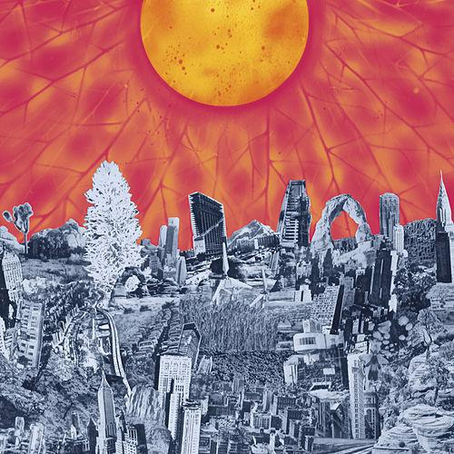 The music in Bustin' A Fat Chill is the song Fractured Skies performed by Parts and Labor from their album Mapmaker. Click here to access their site.