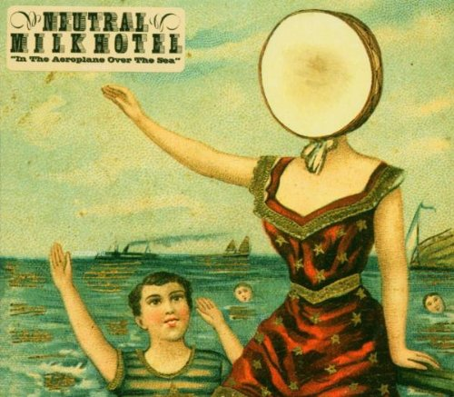 The second song is Untitled performed by Neutral Milk Hotel from their album In The Aeroplane Over The Sea. Click here to access their site.