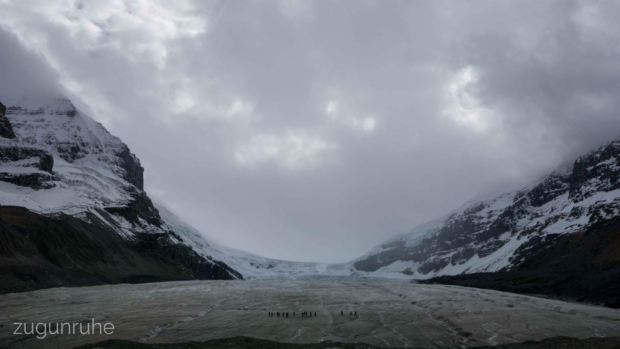 Athabasca Glacier // Jasper National Park 9/09