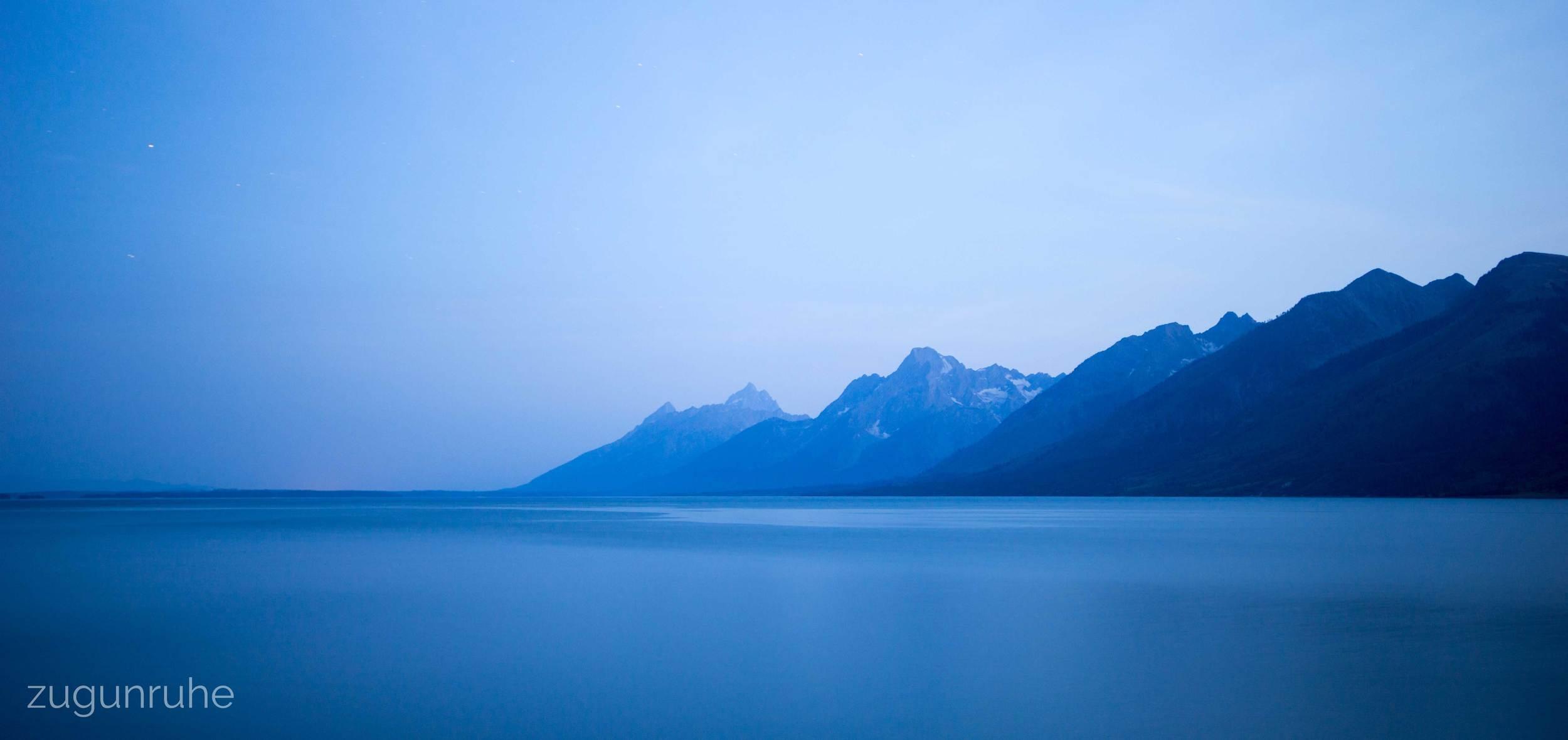 Midnight at Lake Jackson