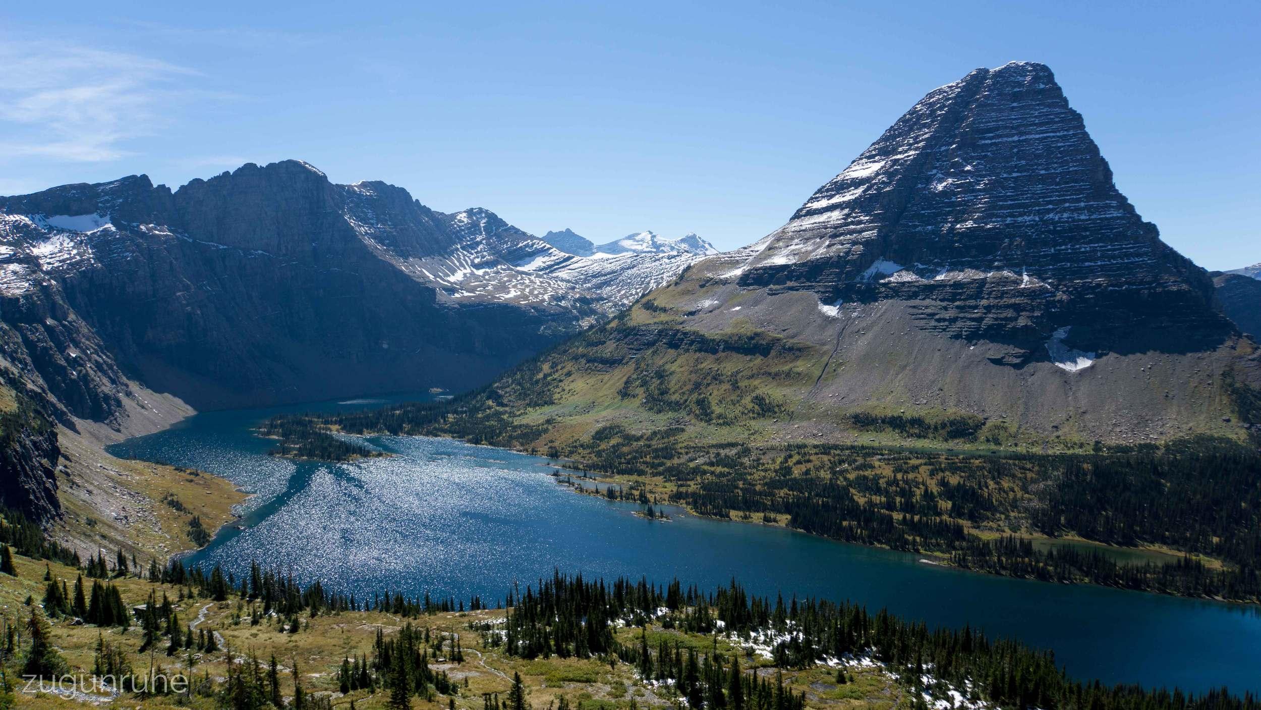 Hidden Lake/Bearhat Mountain