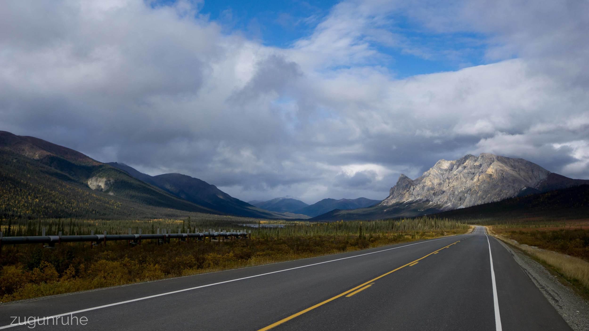 Sukakpak Mountain  // Dalton Highway, AK 8/28
