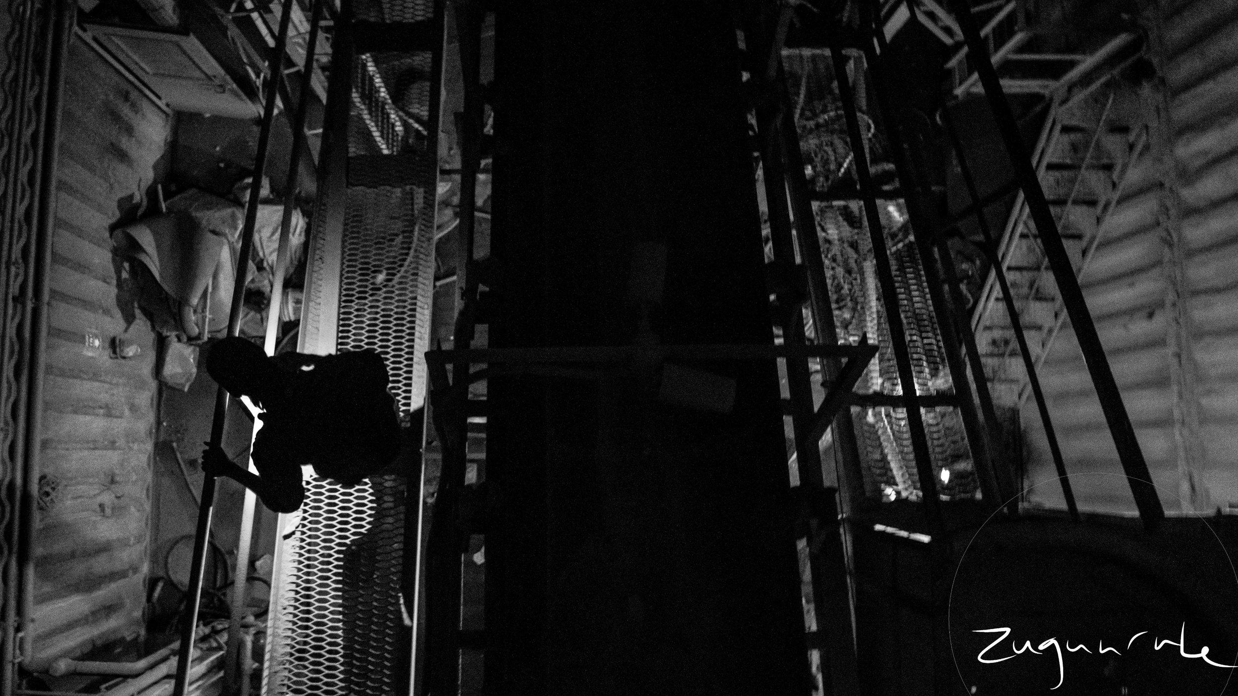 Abandoned factory in Gowanus