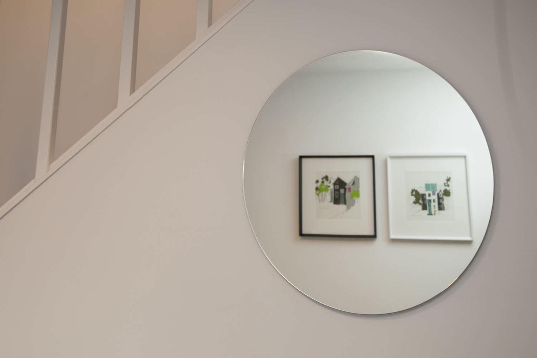 2 bedroom suite - king & queen mirror