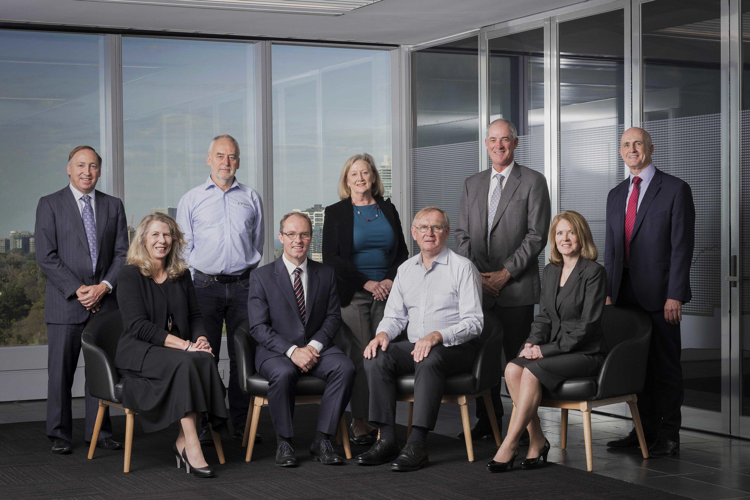 ISPT Board Members 2016