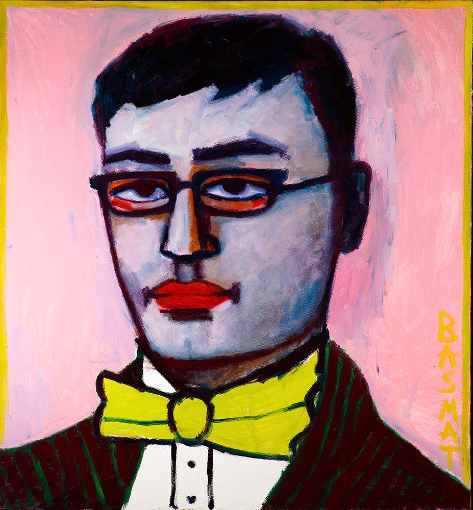 David   -  110cm x 95cm,Oil on Canvas