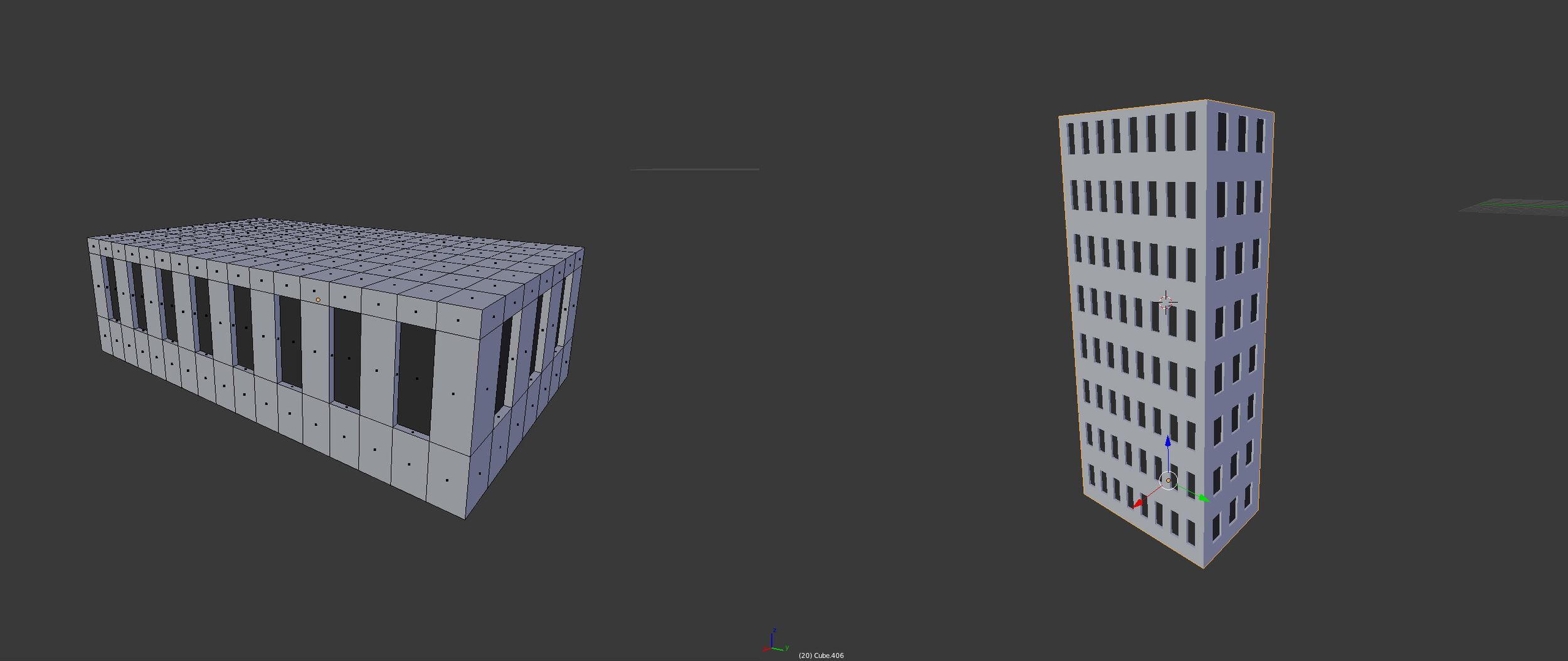 Simple building