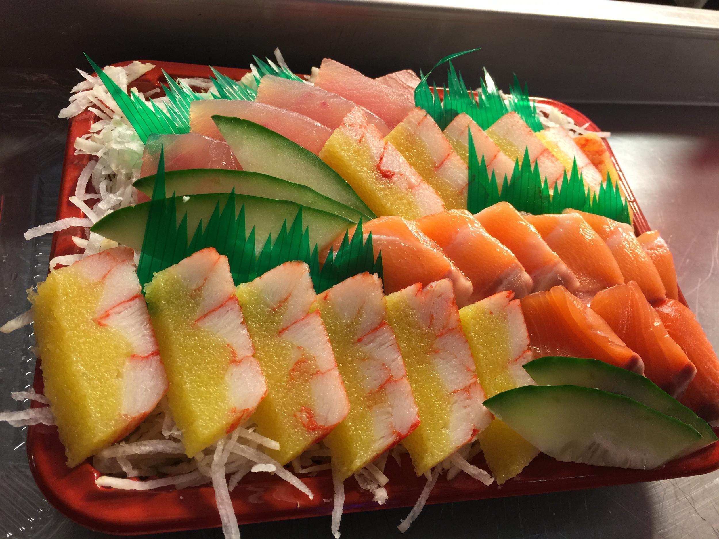 Eat Sushi!