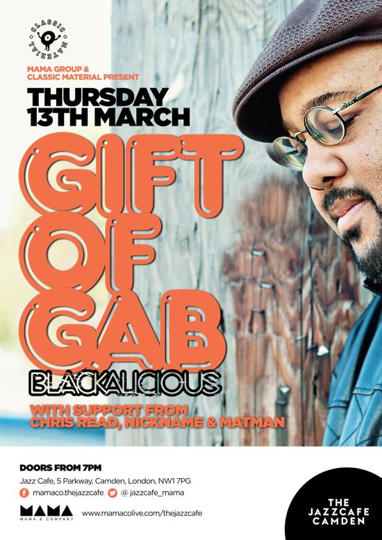 Gift of Gab