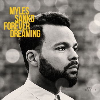 Myles Sanko Forever Dreaming Cover Small by Huw Garratt