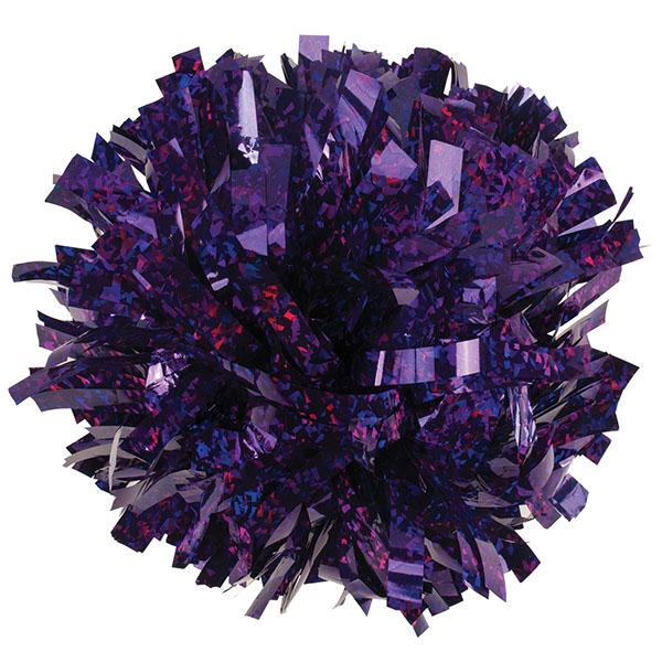 Holographic Crystal- Purple