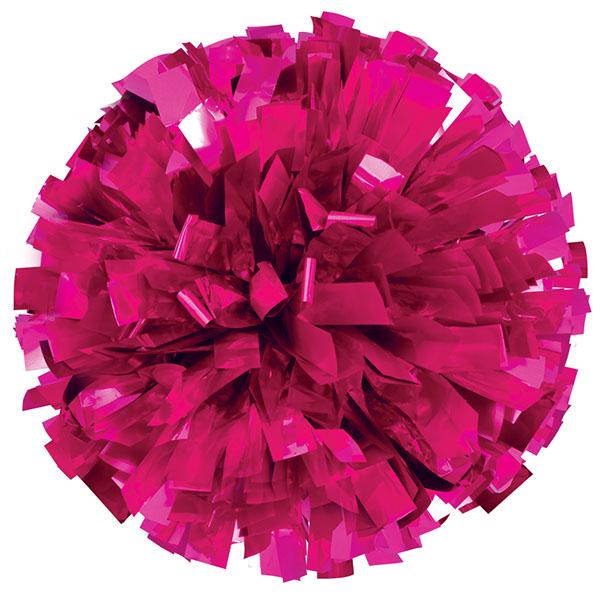 Metallic Hot Pink