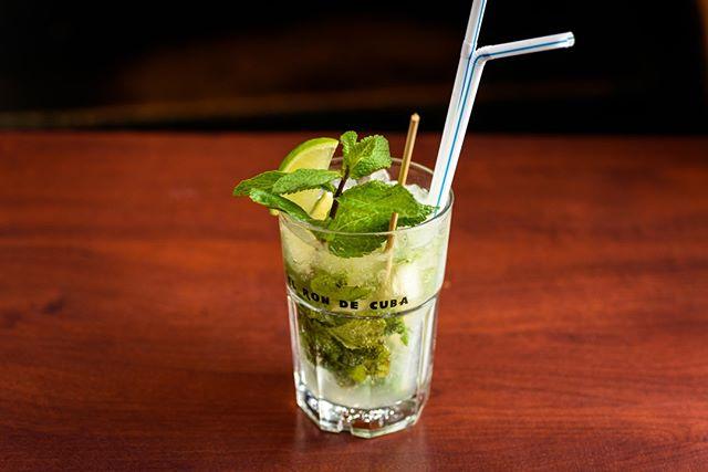 #drink #cocktail #alcool #mojito