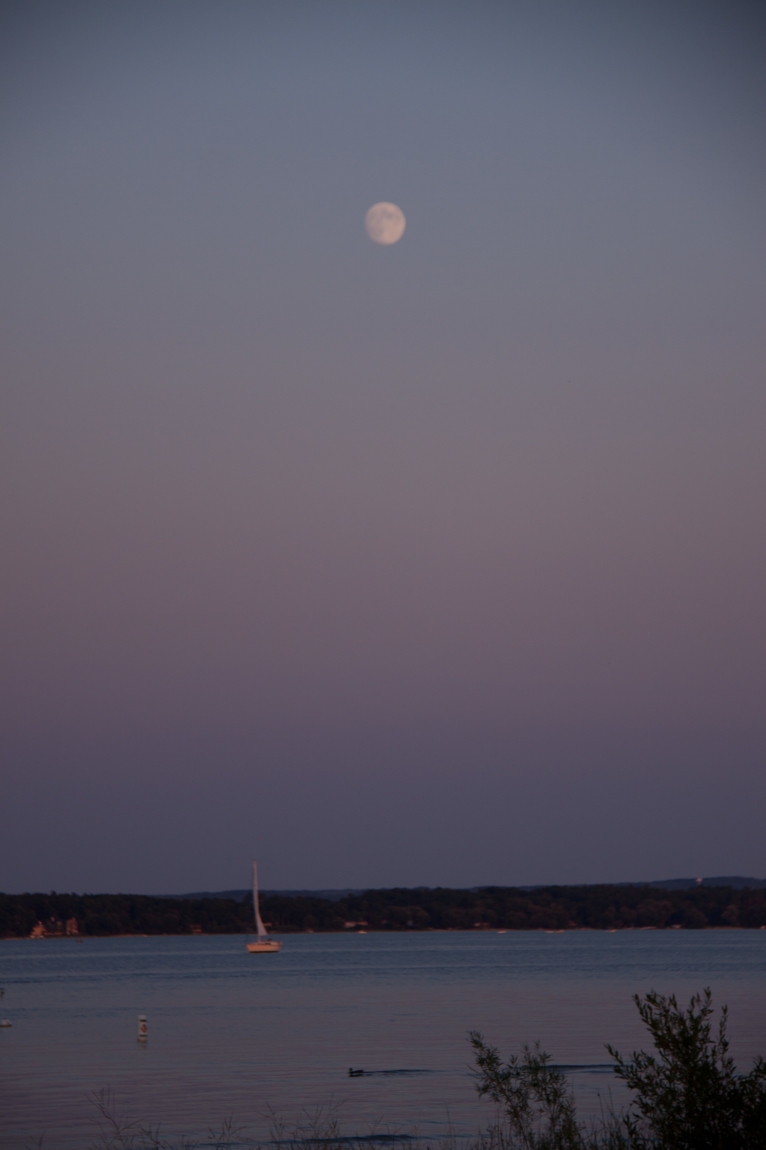 sailing by the light of the moon