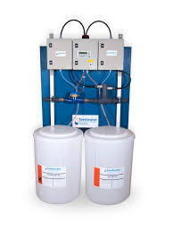 A Hydro Energiser water structuring and energising device will optimise the performance of all chemical injection systems and reduce injection product requirements.