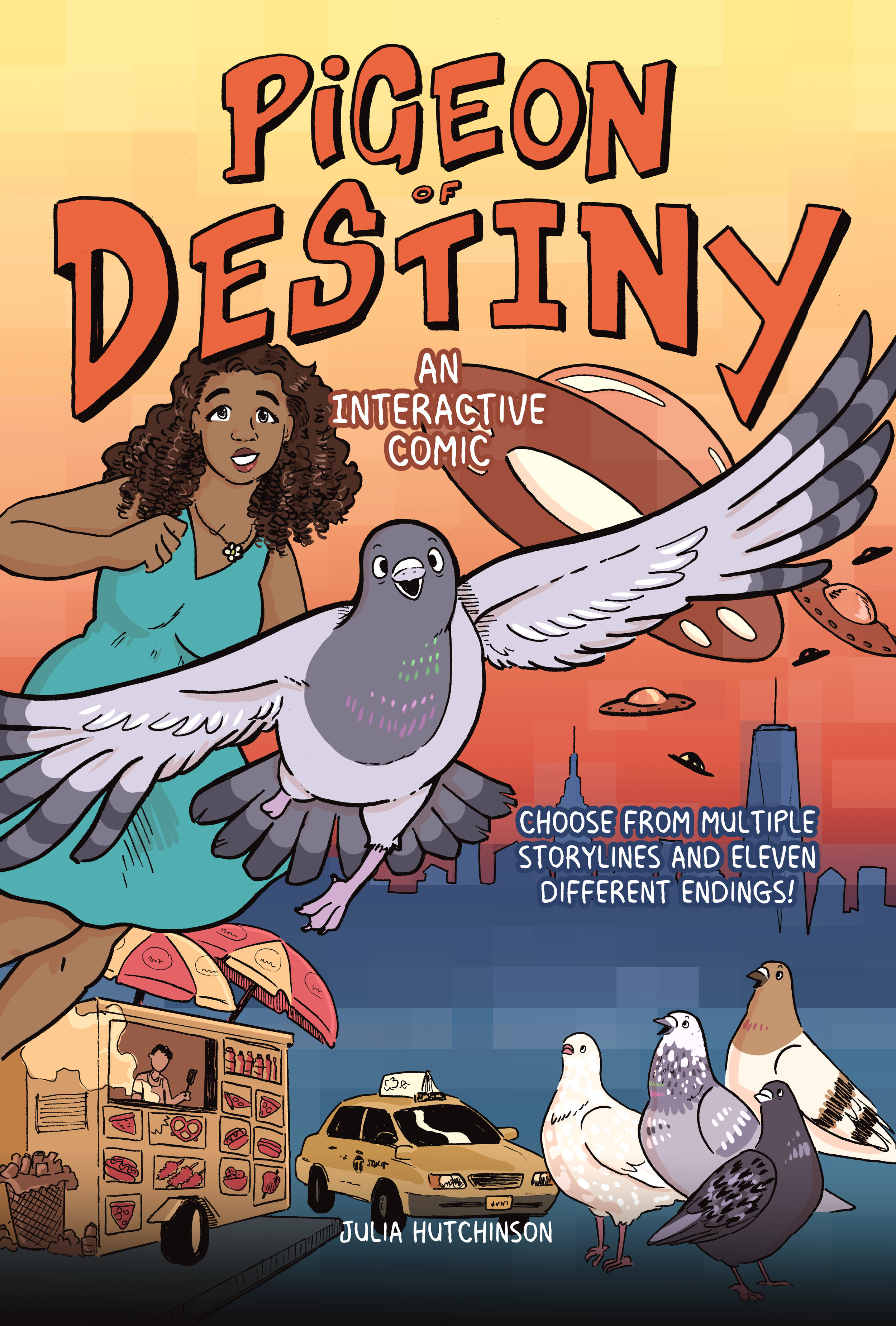 Pigeon of Destiny Cover