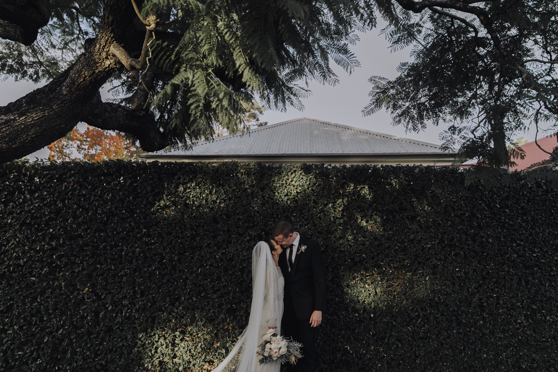 Thomas & Dominique - Maitland Wedding