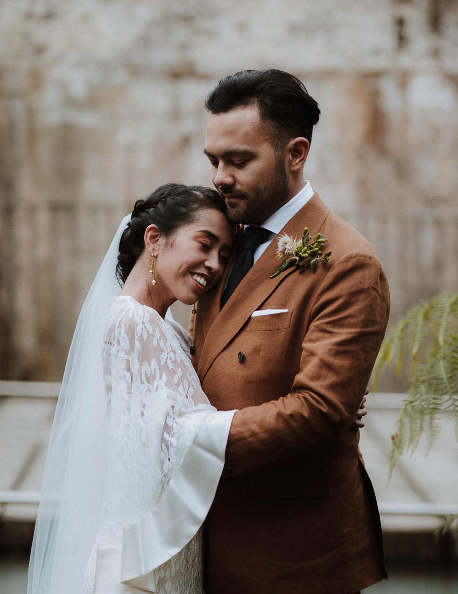 Ash and Bunx wedding photos