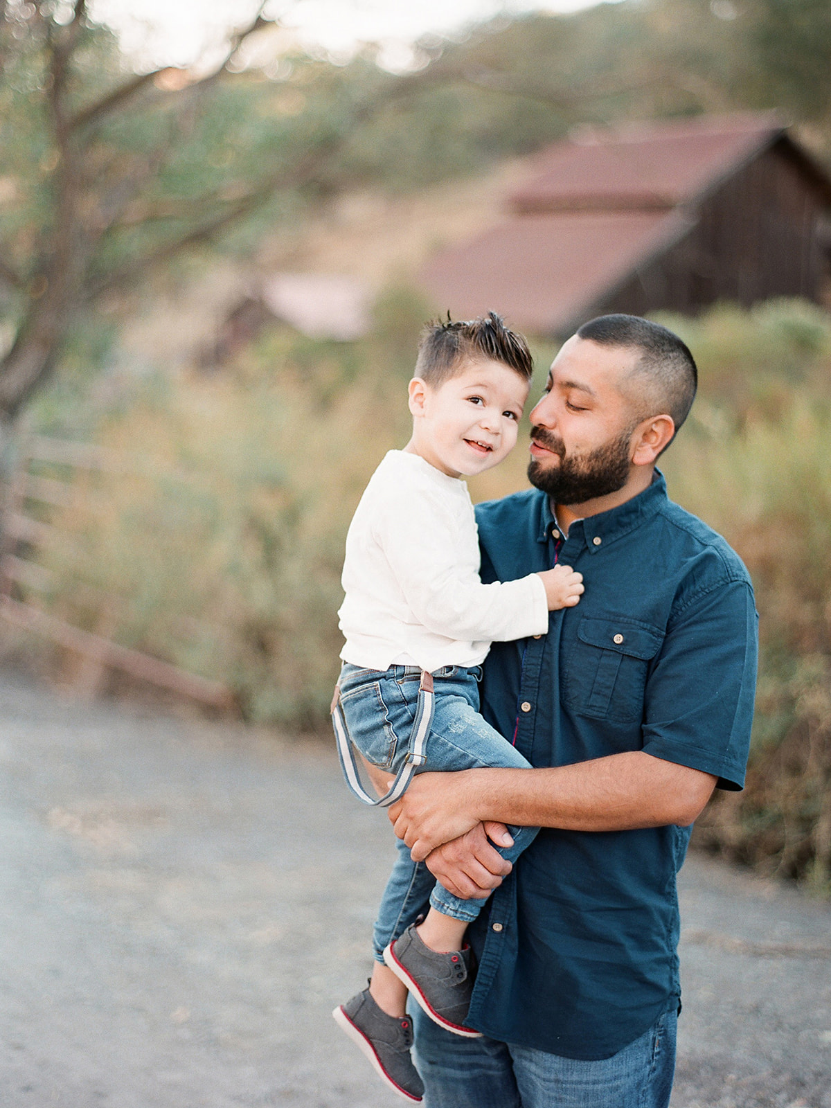 father and son lifestyle photographer San Francisco