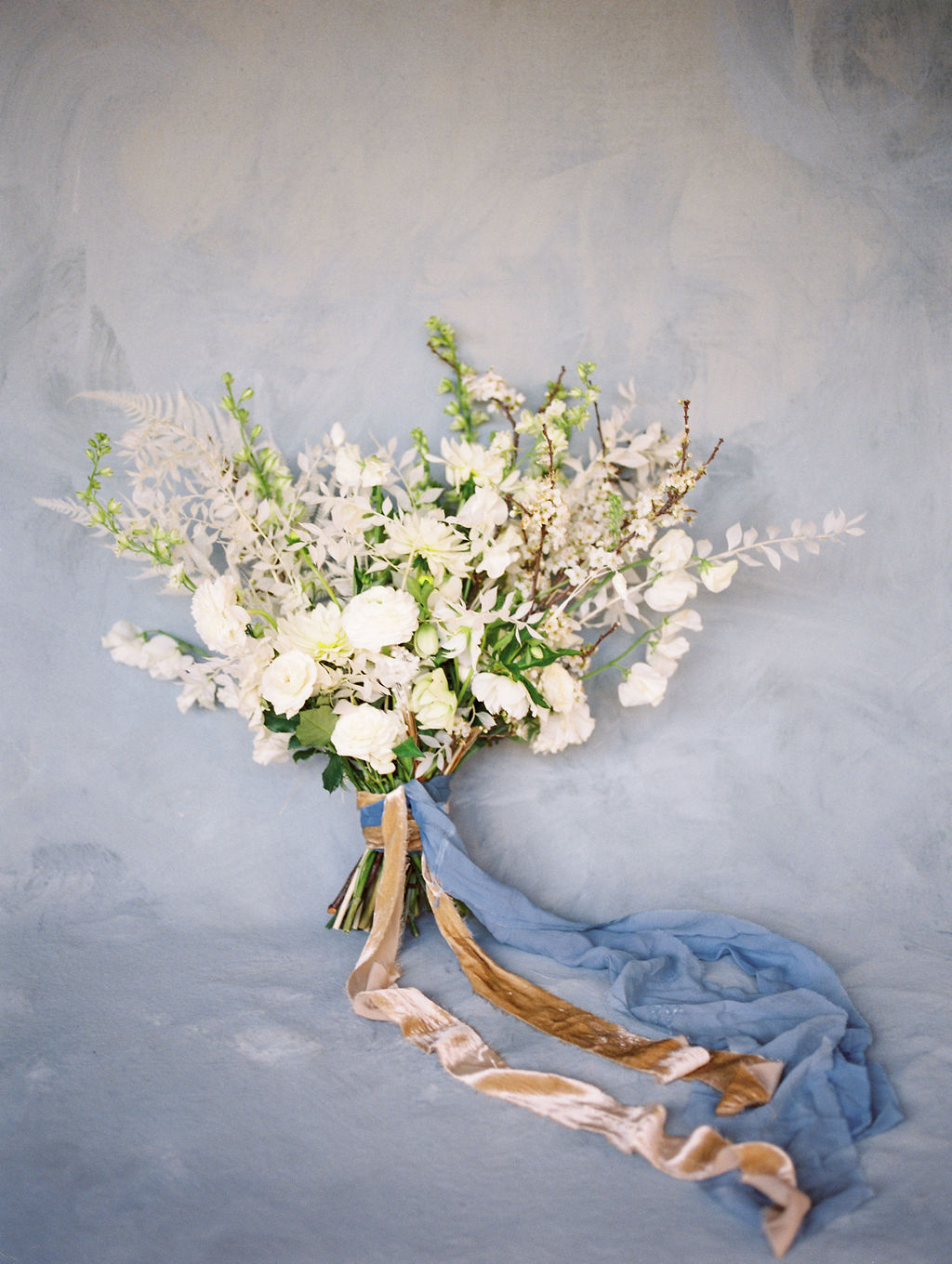 floral bouquet for ethereal and romantic weddings