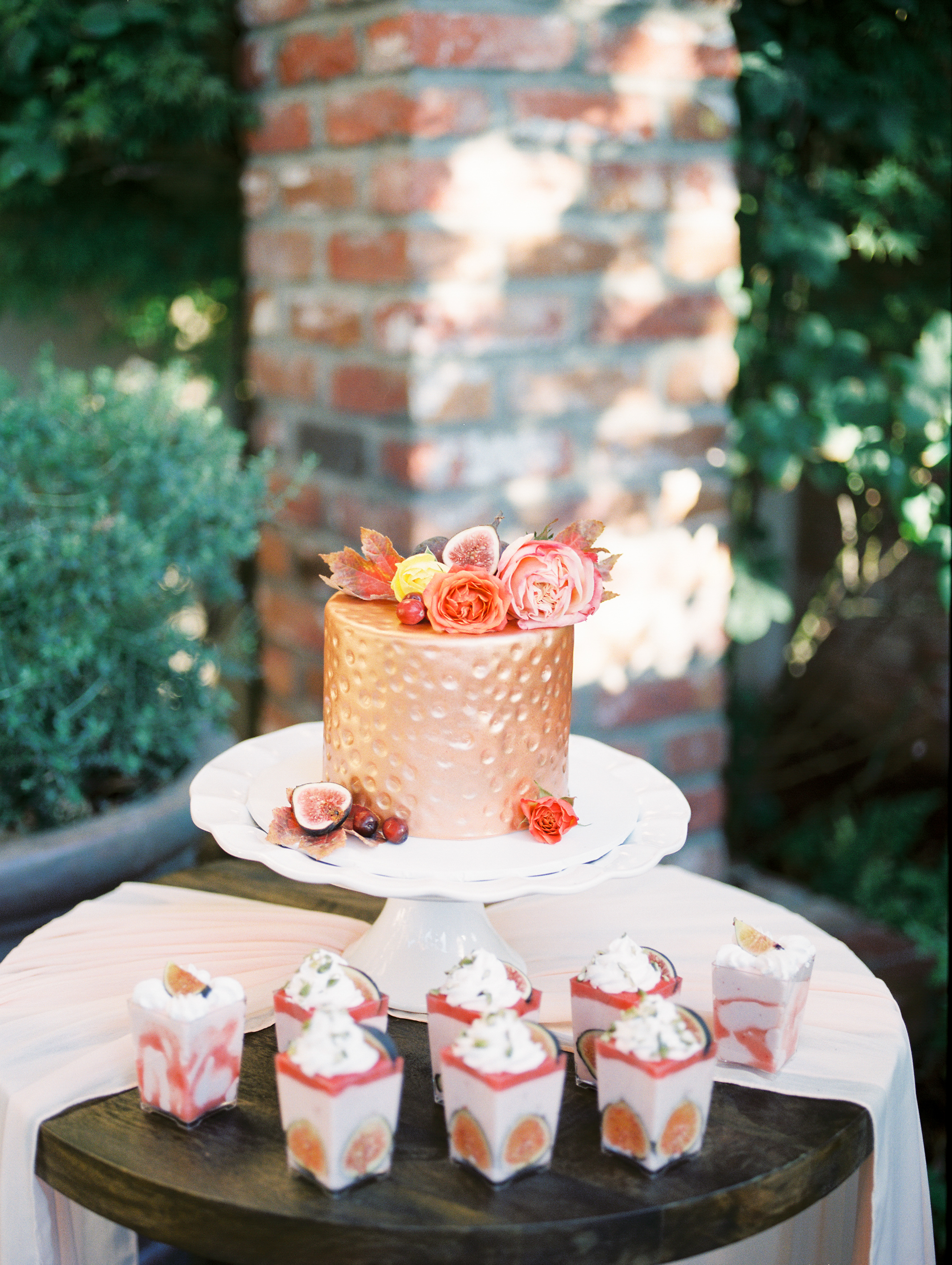 Fun and pretty desserts for weddings and events