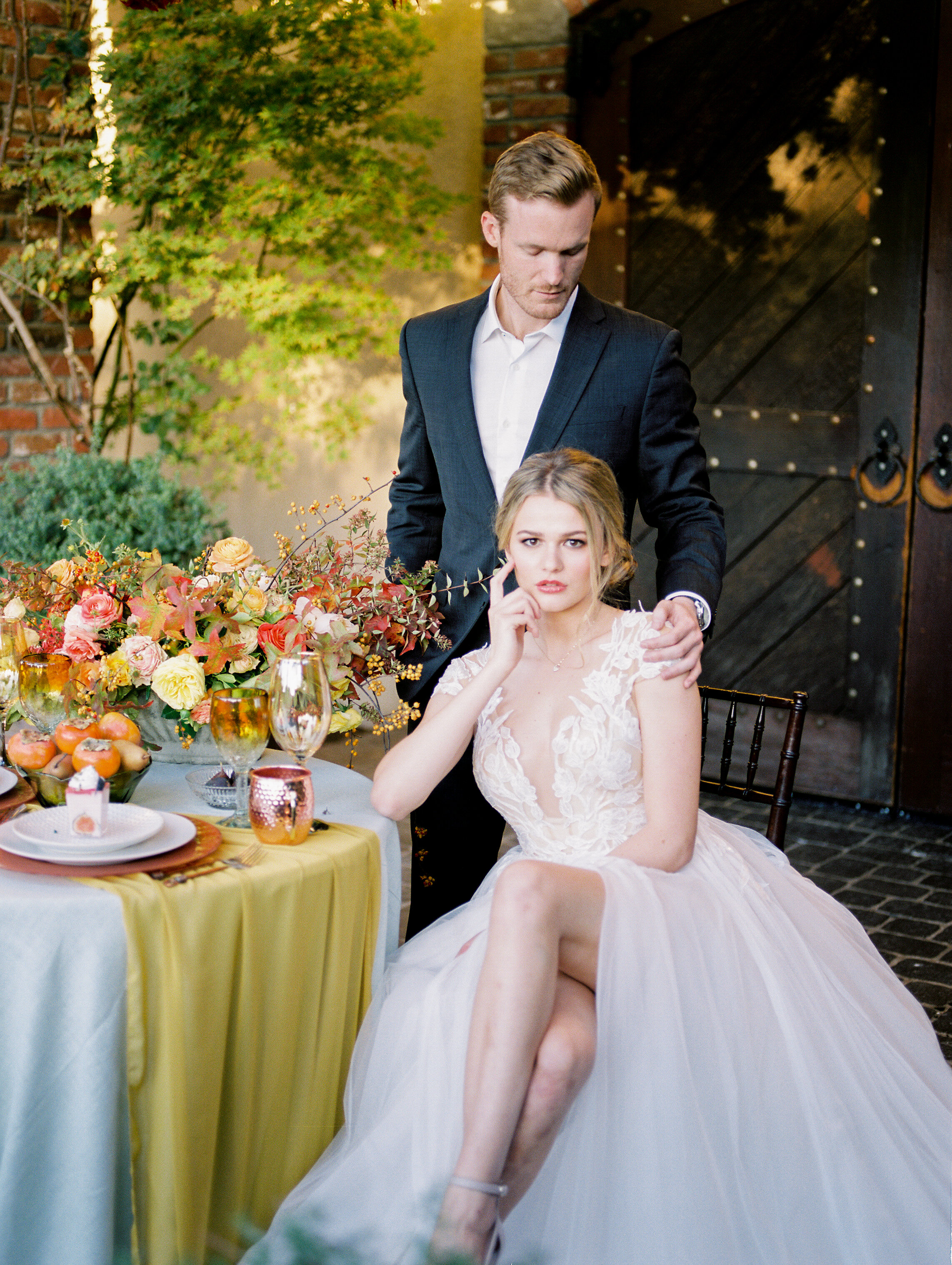 ultimate fall wedding shoot ideas for 2019