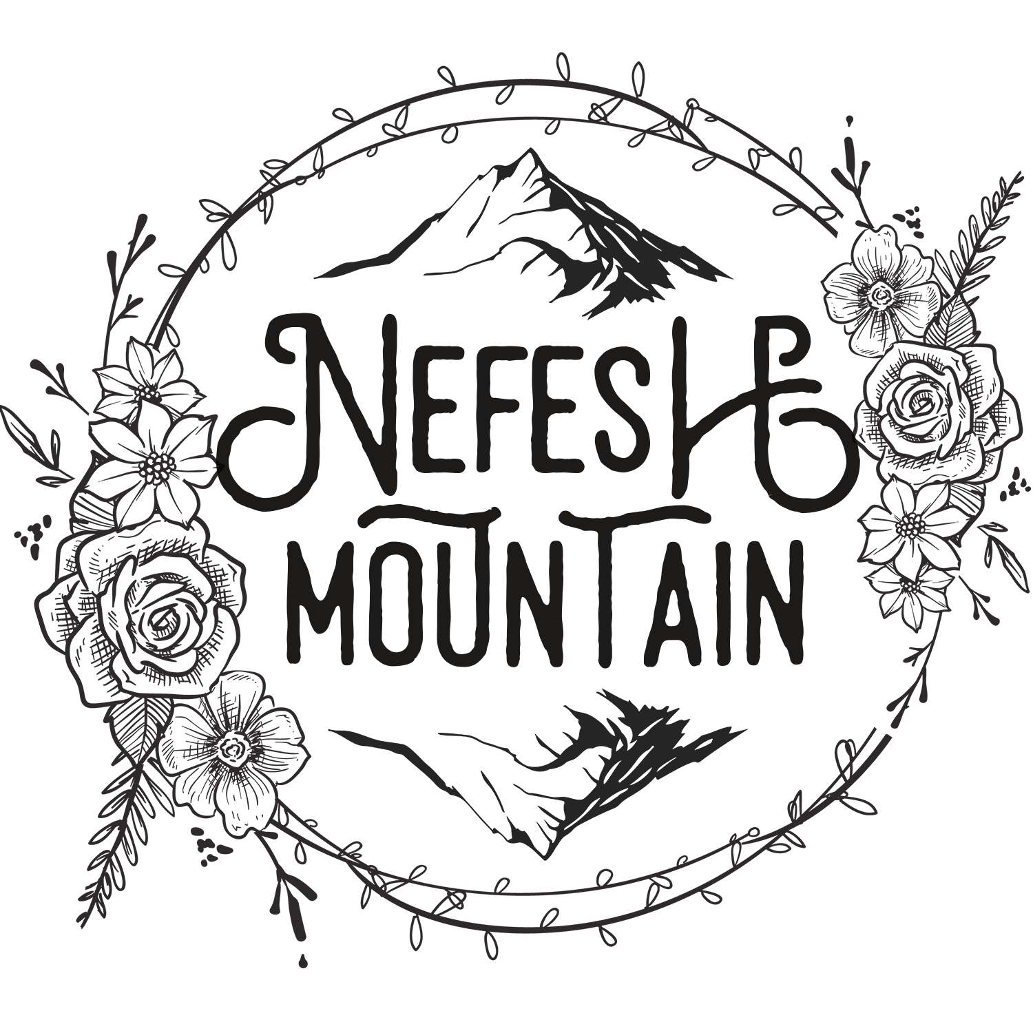 Nefesh Mountain Logo I (Black).png