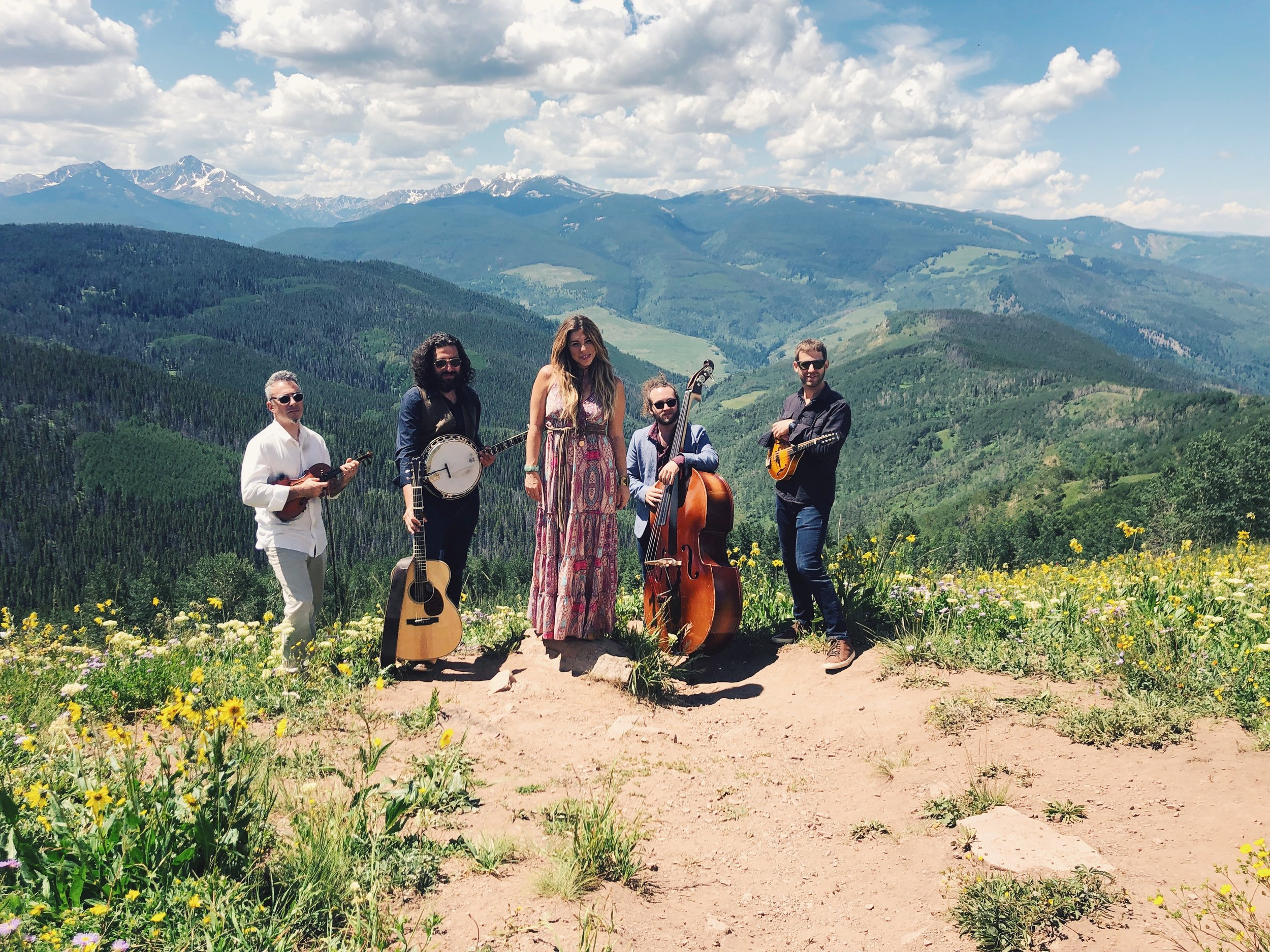 Mountain Top Shabbat (Vail, CO)