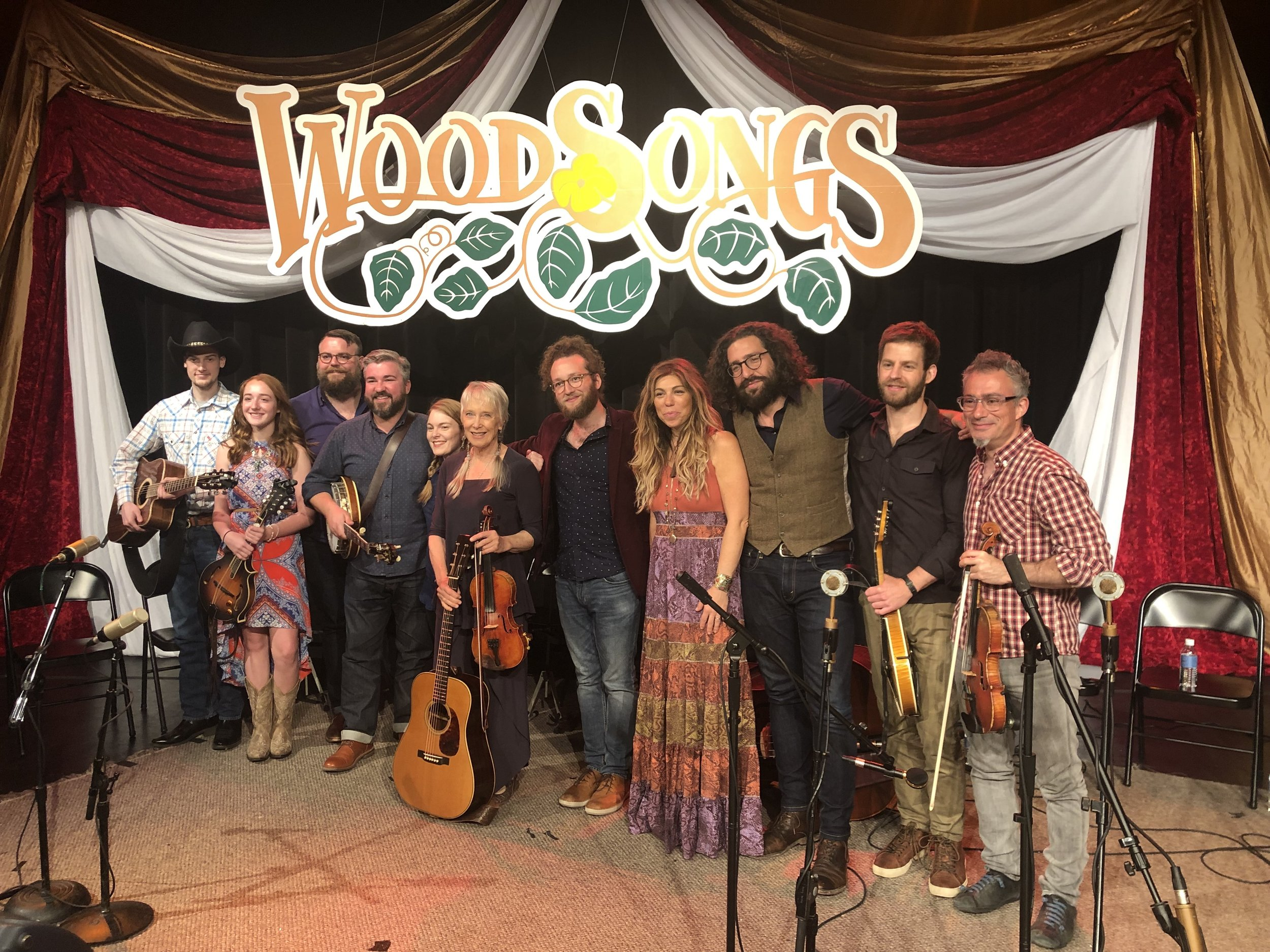 Woodsongs (Lexington, KY)