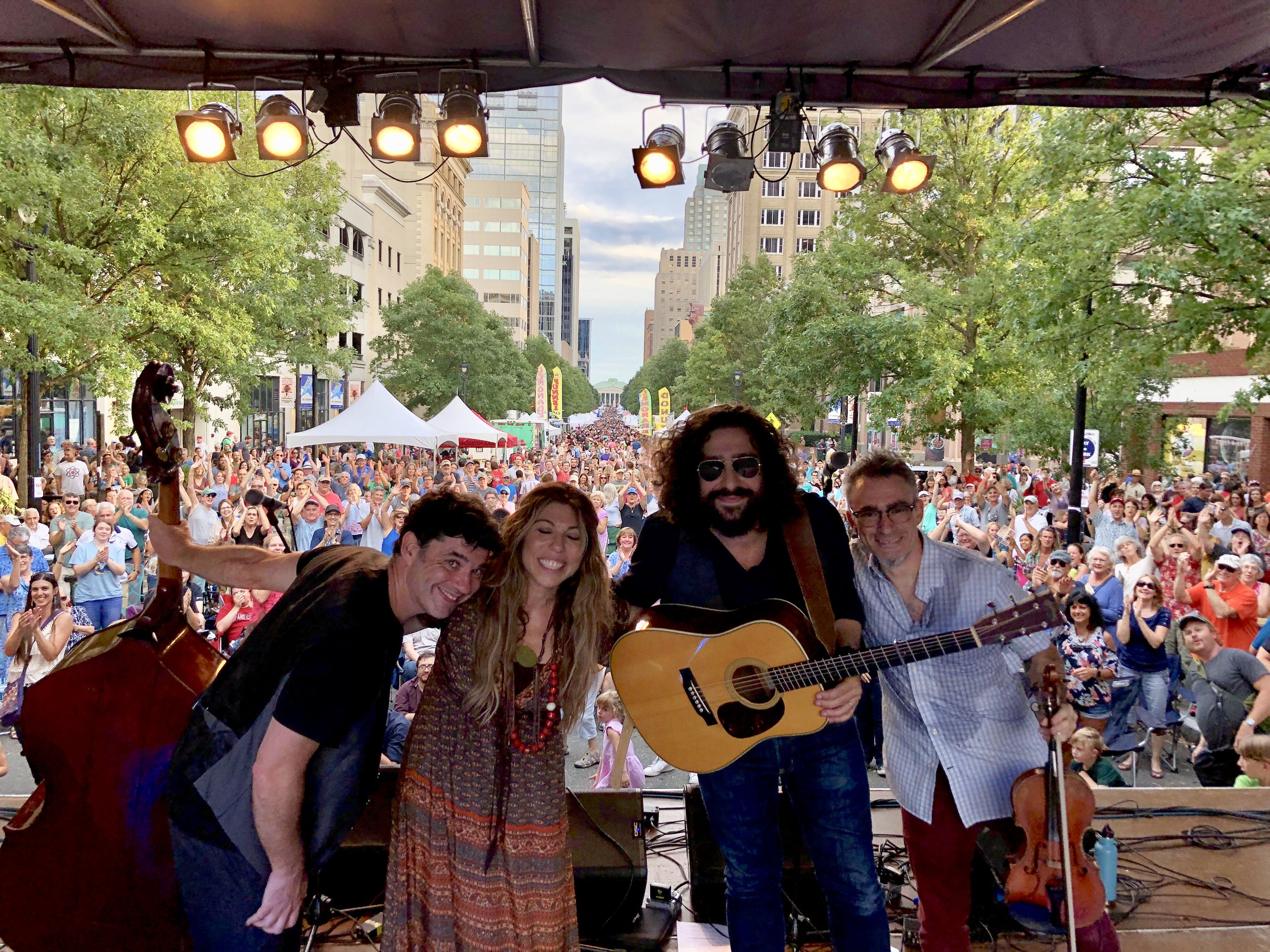 Wide Open Bluegrass (Raleigh, NC)