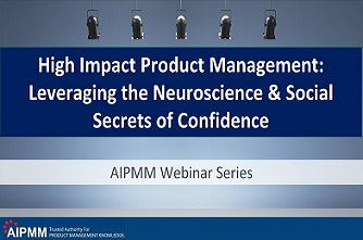 High Impact Product Management