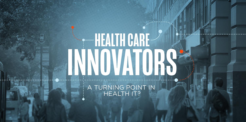 Health Care Innovators Series 2018 - Email Invite Graphic