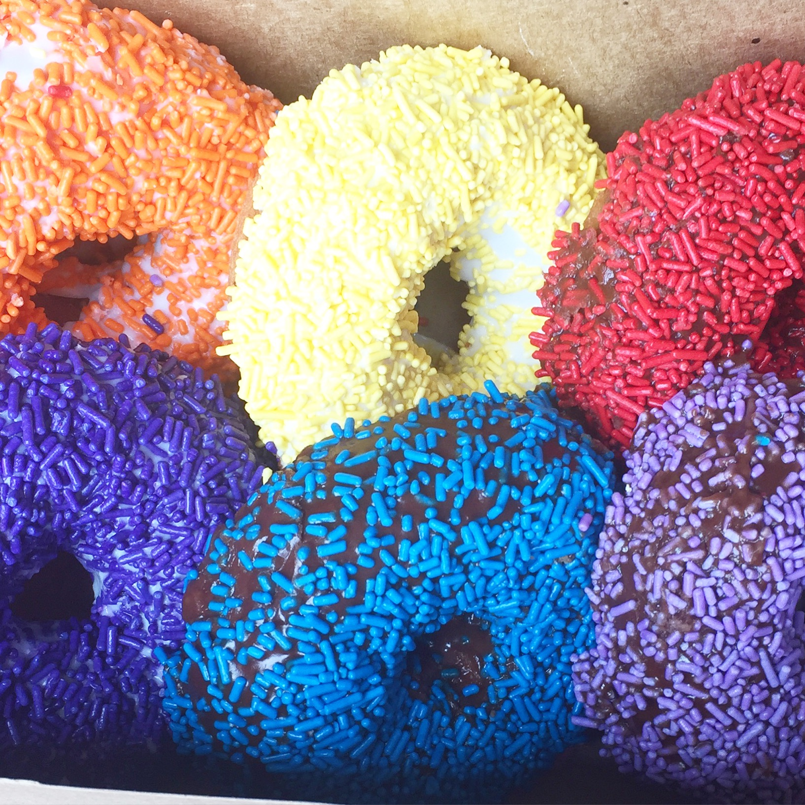 Our last visit to Hurts Donut Co