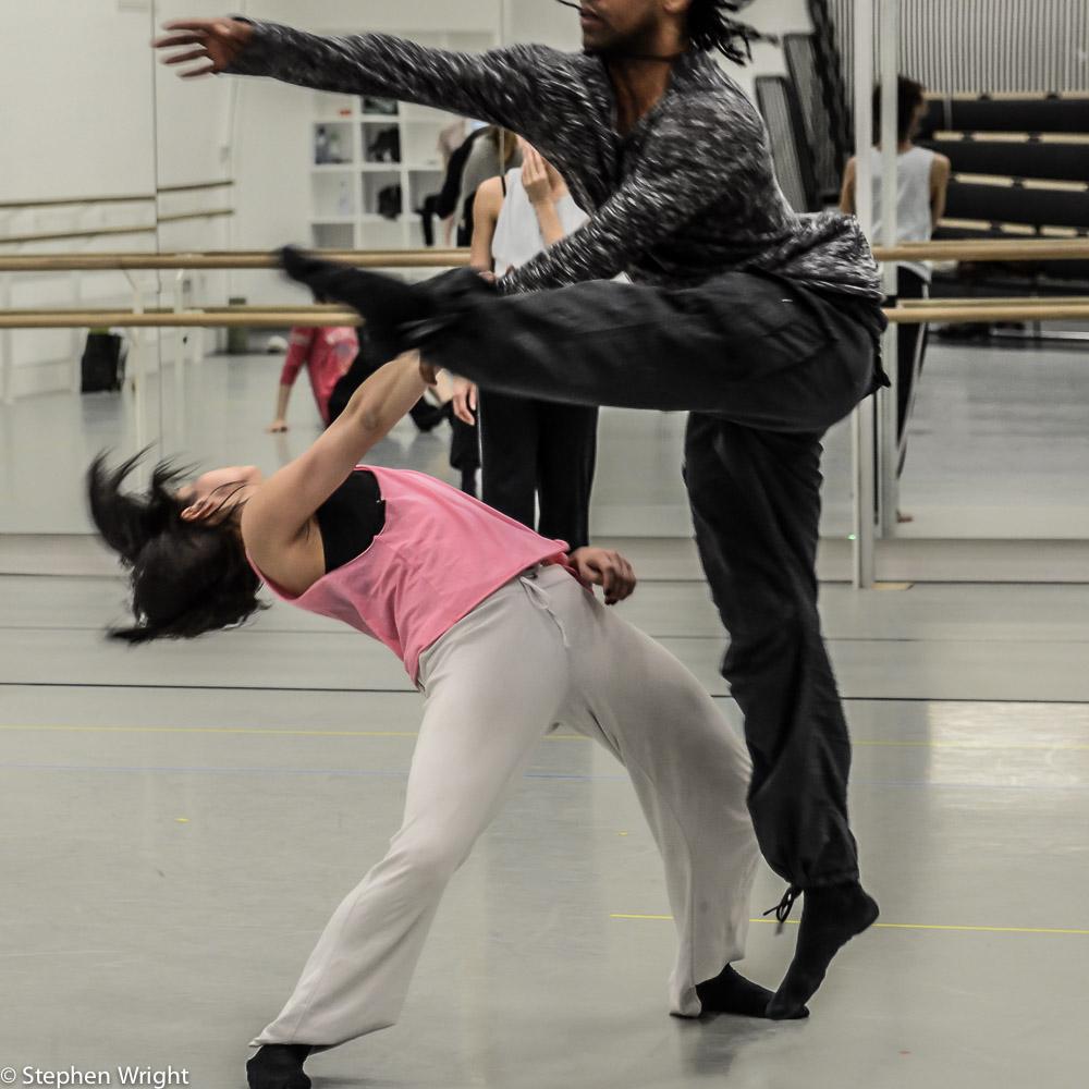 Miguel Altunaga and Julia Gillespie