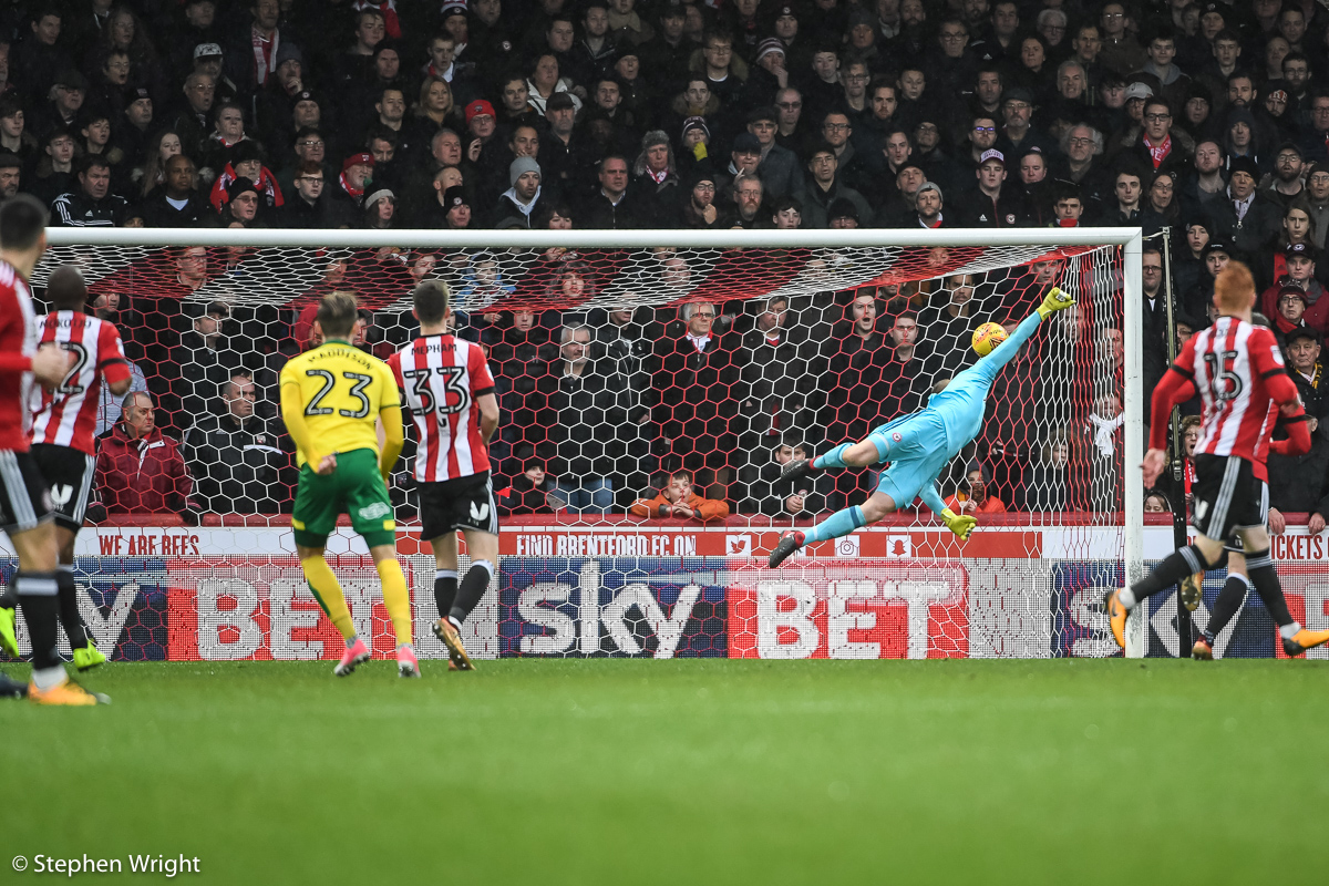 James Maddison  of  Norwich City  scores a cracking goal against  Brentford .
