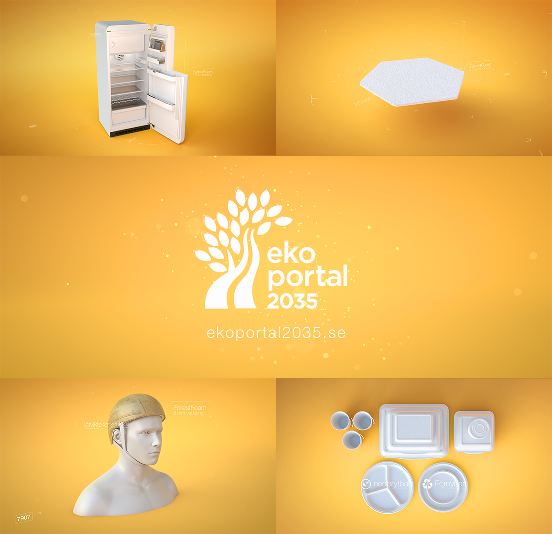EkoPortal ForestFoam Collection