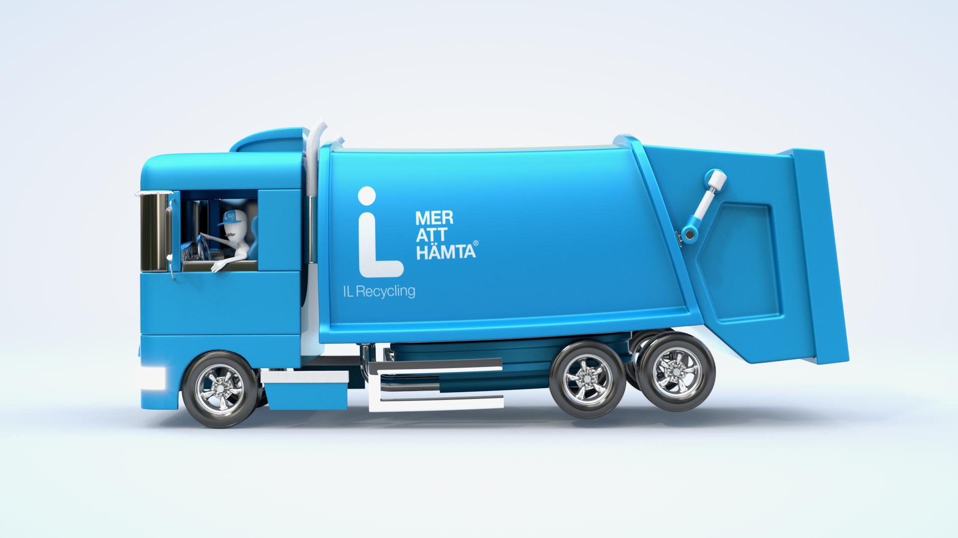 IL Recycling - 360 Återvinning