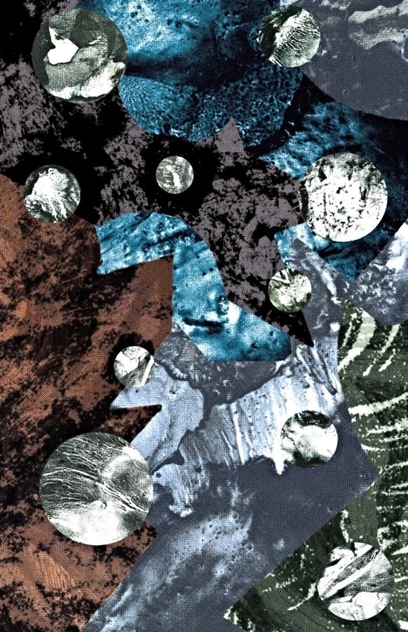 "Untitled (Void)   Digital   11 x 17""   2014"