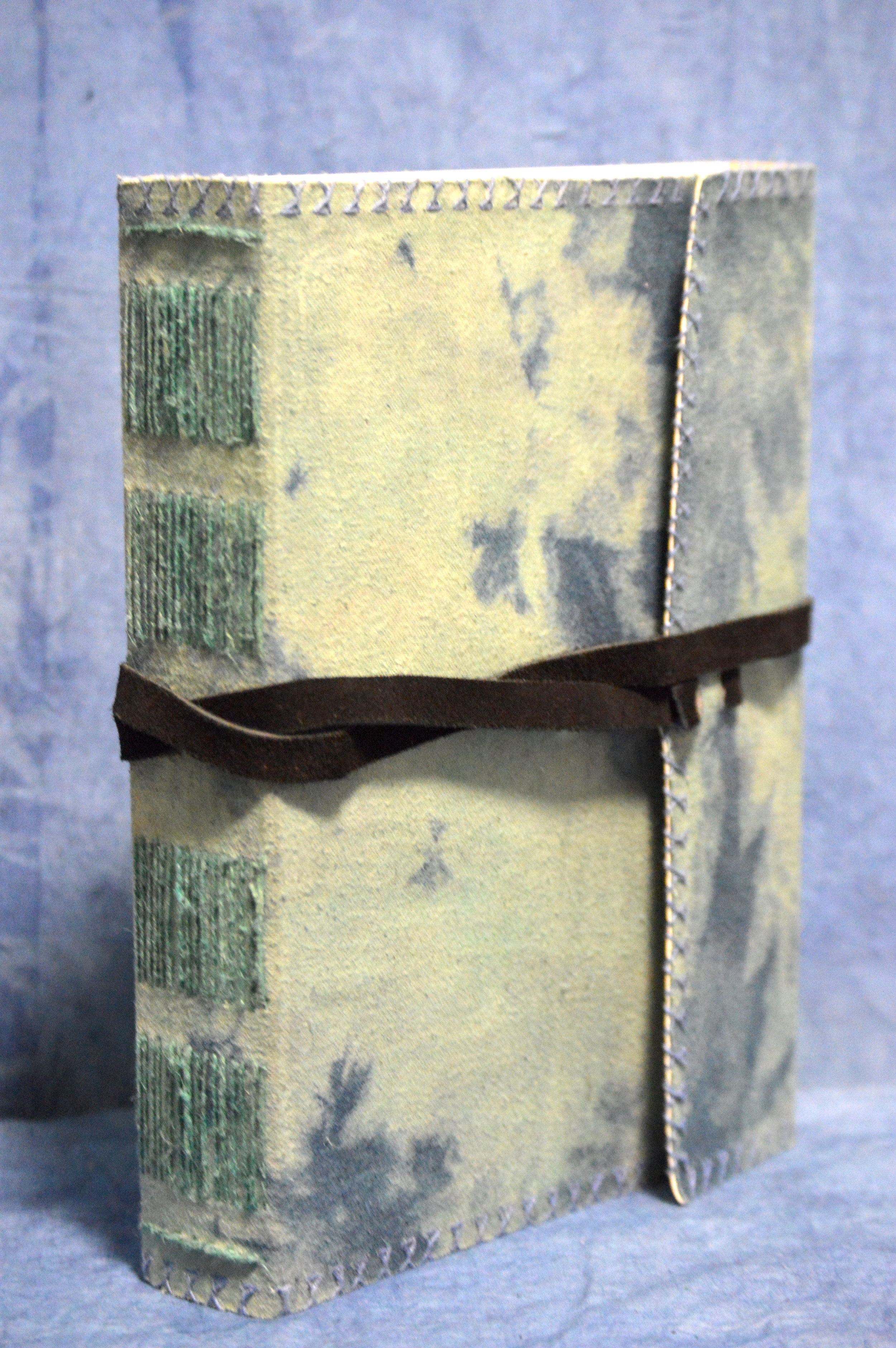 Custom order long stitch binding book   2019