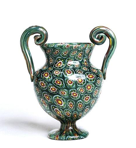982 г – первое упоминание о венецианском стекле