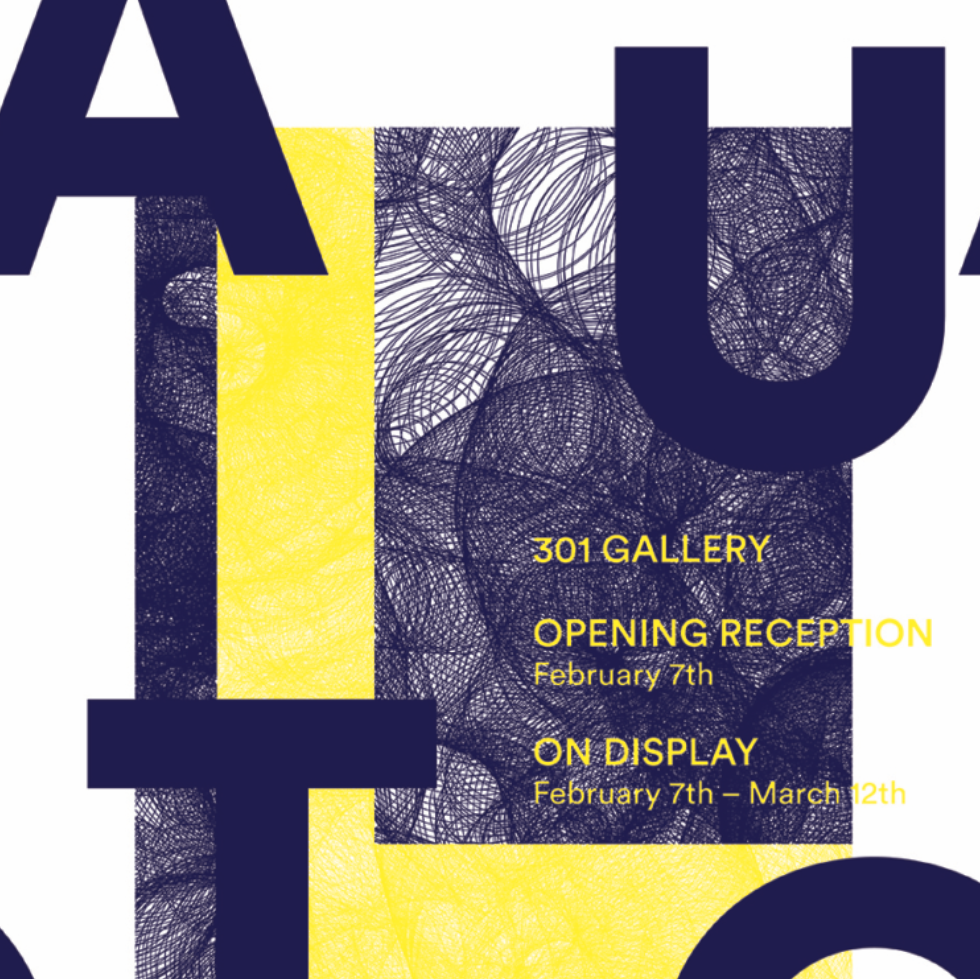 AUTOMATIC: AN EXPLORATION OF ART AND AUTHORSHIP IN AN AGE OF AUTOMATION    February 5–March 20, 2019