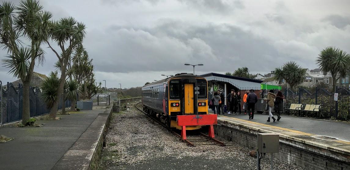 Newquay Station