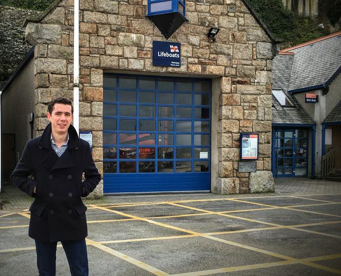 Newquay RNLI station