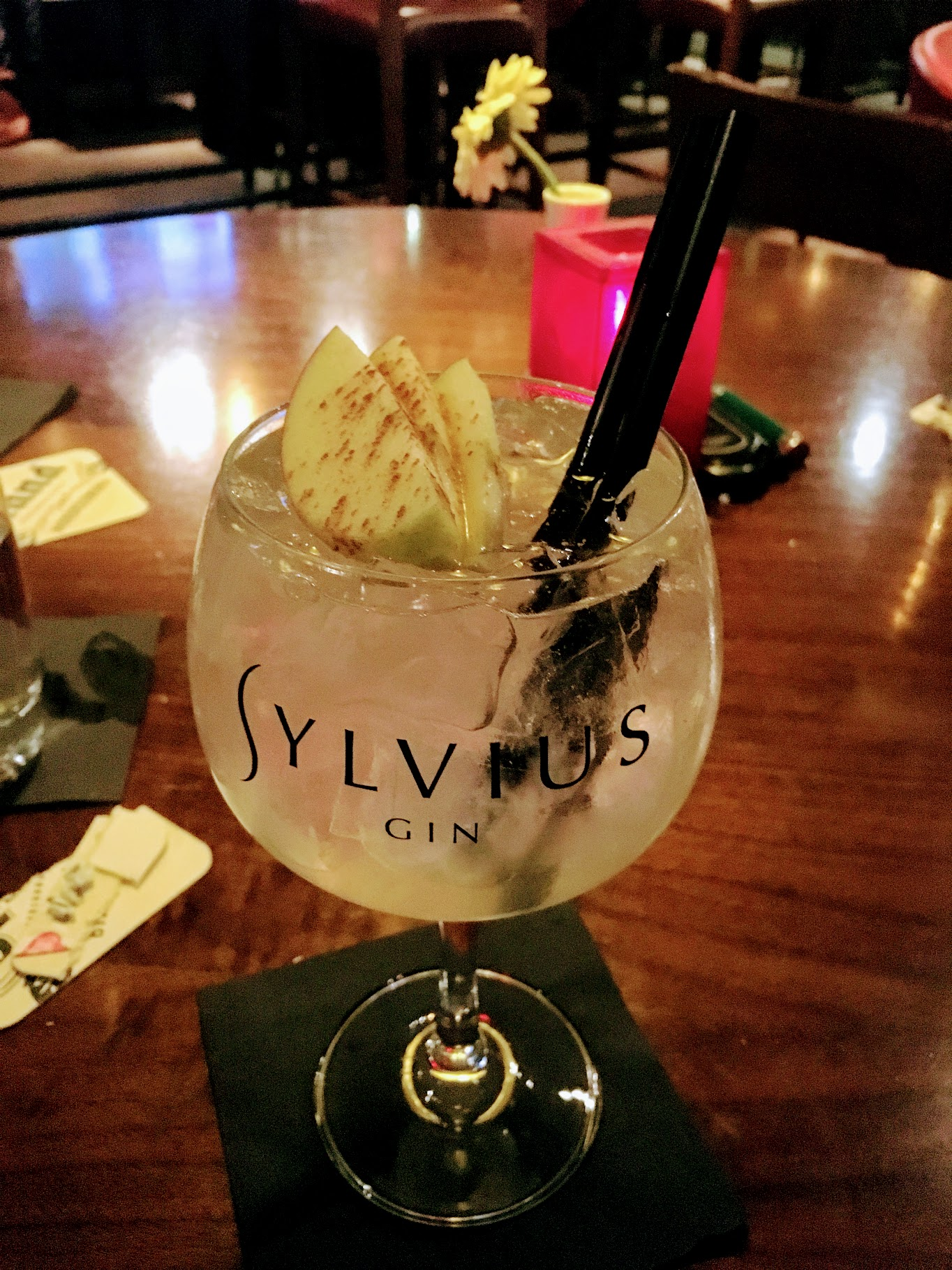 Sylvius Gin, Amsterdam, The Netherlands
