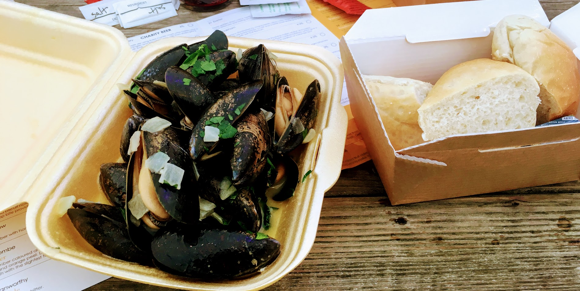 Cornwall Beer and Mussel Festival