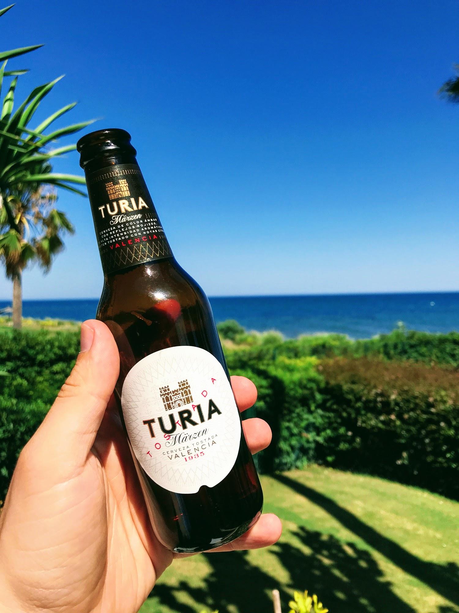 Turia Tostada Beer