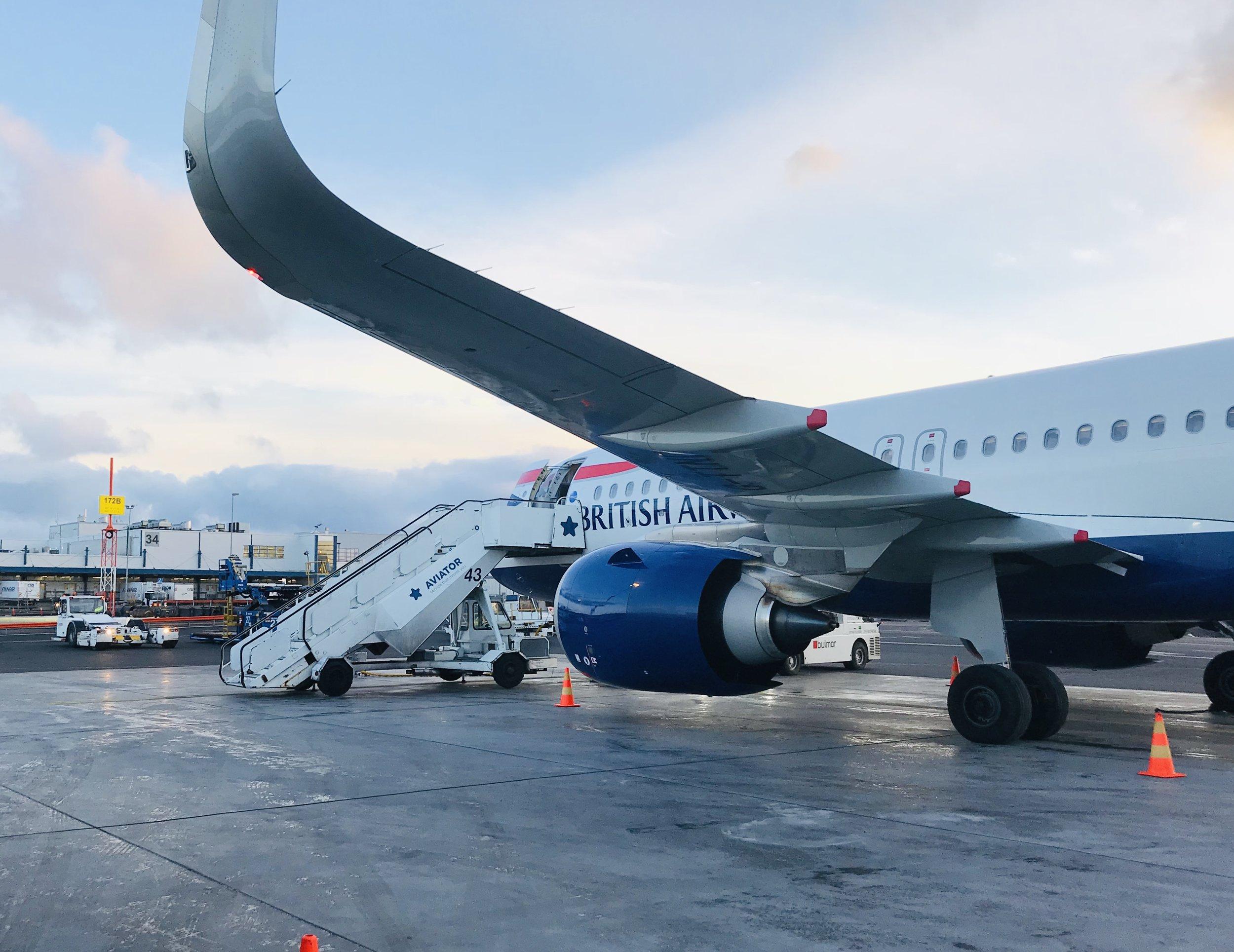 British Airways, A320neo