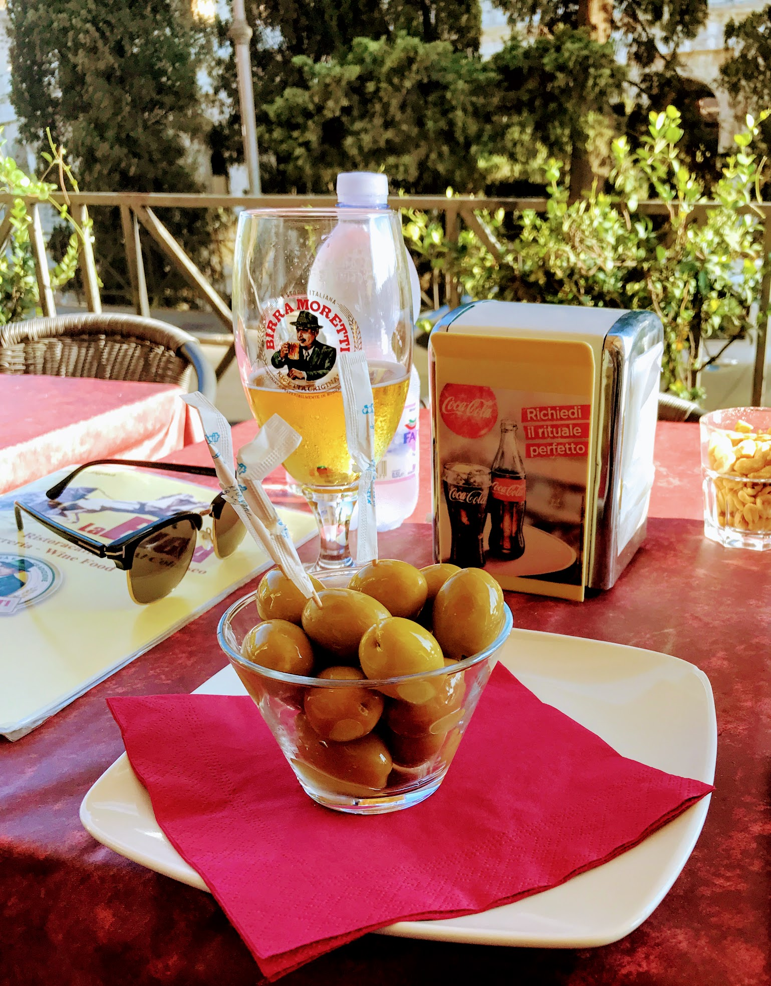 Delicious Olives, Rome