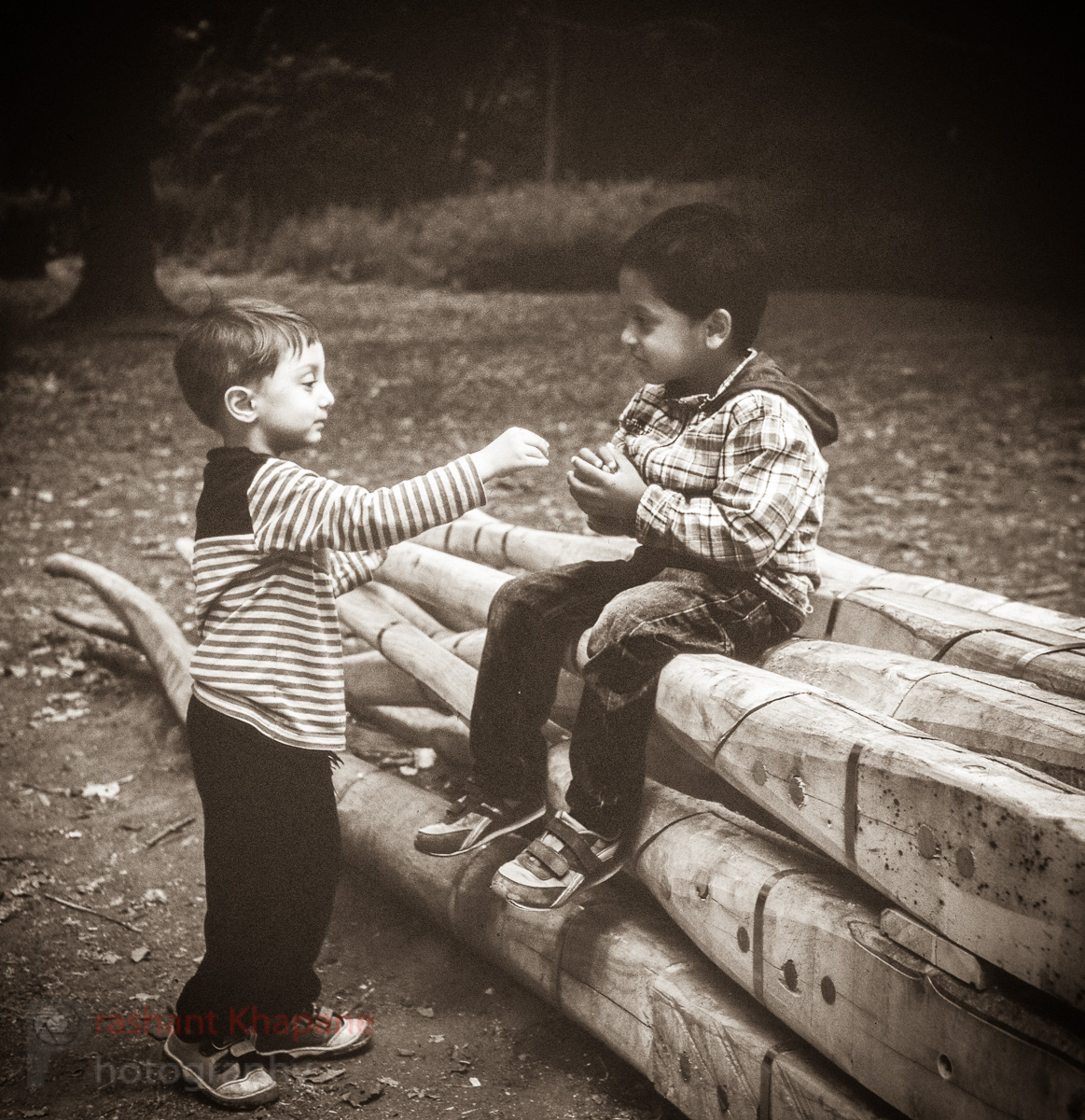 Friendship. Yugandhar & Arnav. 2014.